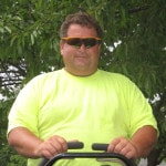 SCC Lawn Care Owner Kevin WIlliams